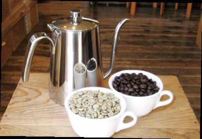 自家焙煎珈琲と日本茶の店 カフェ・ド・カルモ